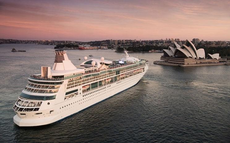 Cruise Ships Docking at a Hotel Near You