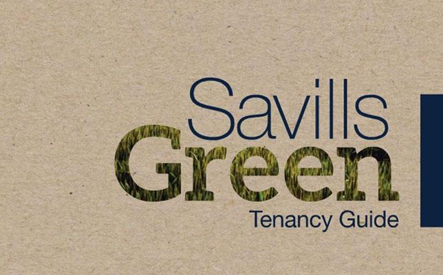 Savills Green Tenancy Guide