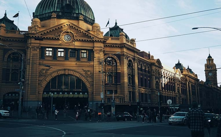 Capital continues to seek exposure to Melbourne's commercial markets