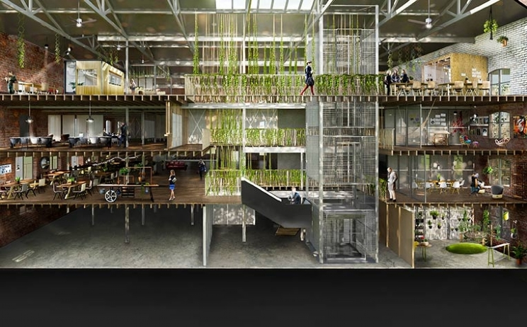 Younghusband wool store redevelopment a game-changer for Melbourne
