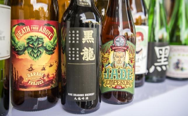 The Bottle Shop, Sai Kung