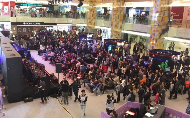 savills blog: Shopping malls as destinations for eSports events in Hong Kong
