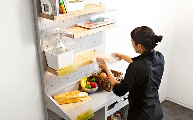 IKEA Modern Pantry