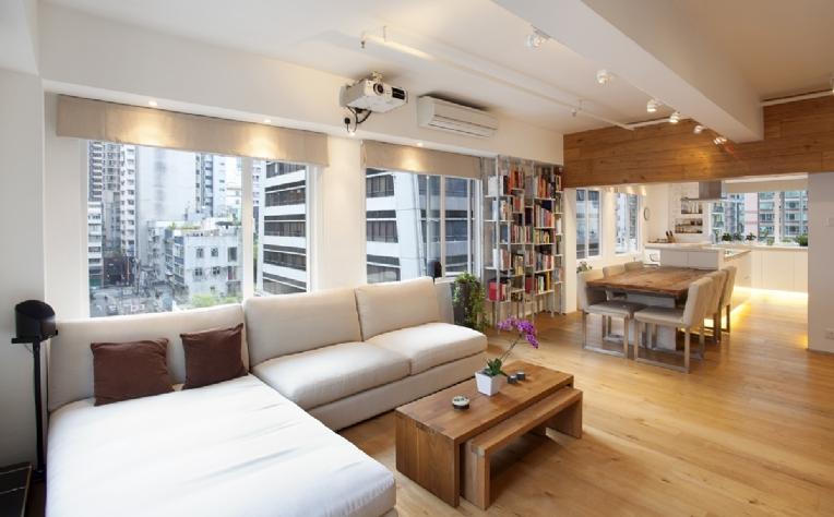 Small Home Design Hong Kong