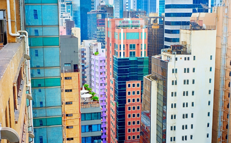 Residential sector Hong Kong
