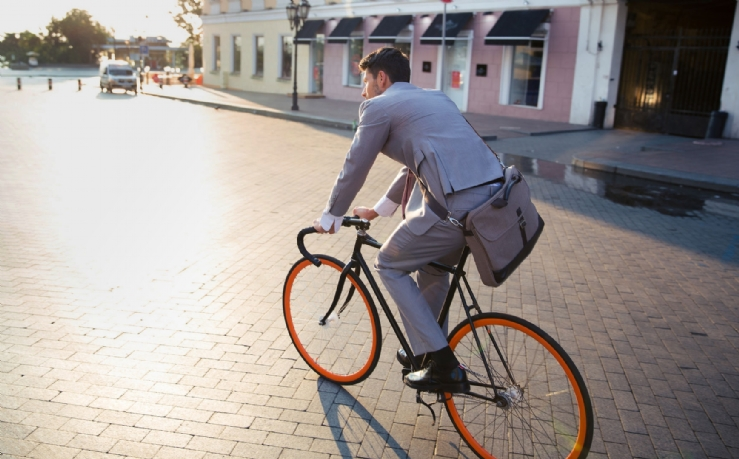 savills blog: Ride to Work, Make it Works!