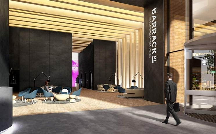 Barrack Place development to transform Sydney CBD