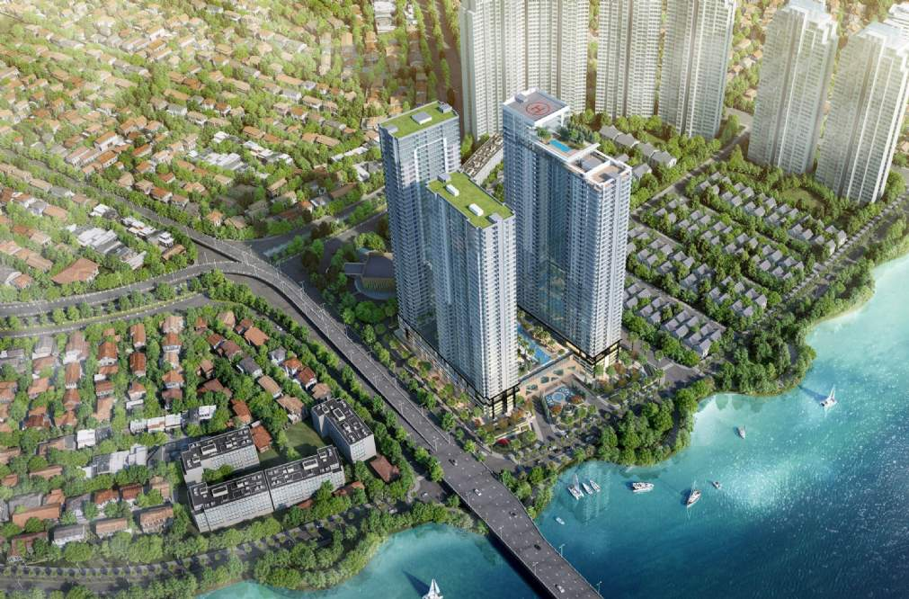Project managed by Savills Vietnam