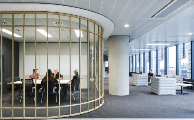 Swiss Re Sydney office