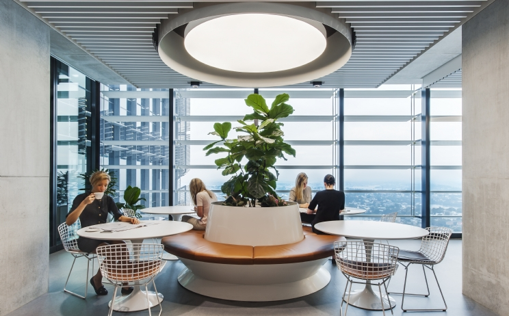 kamaco blog - Occupier Insights: 20 minutes with Swiss Re