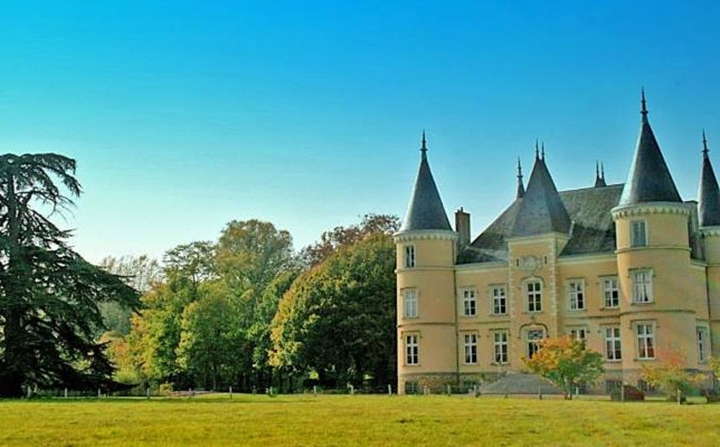 #2: Magnificent chateau in the Loire Valley - Laval, France