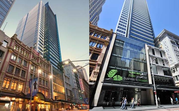 420 George Street, Sydney NSW - $442 million