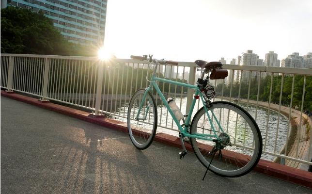 Bicycle Hong Kong Kong New Territories