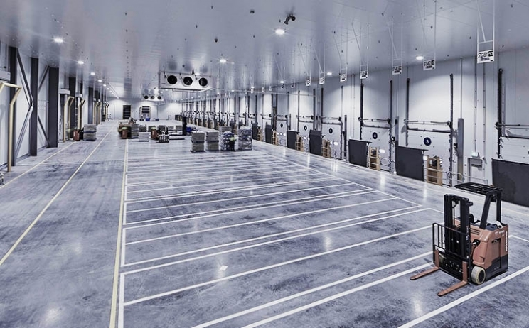 Chill out: Refrigerated logistics and distribution