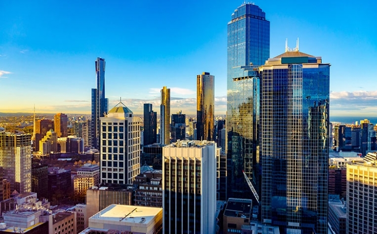 """""""Onwards and upwards"""" for Melbourne commercial property markets in 2018"""