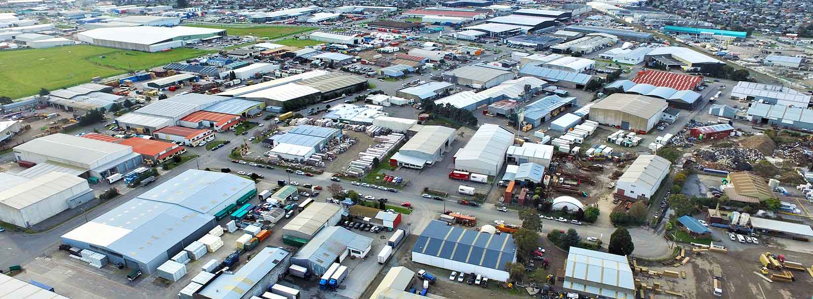 Hornby industrial property market remains strong