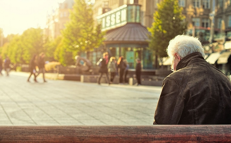 Over 65s are leading the downsizer market