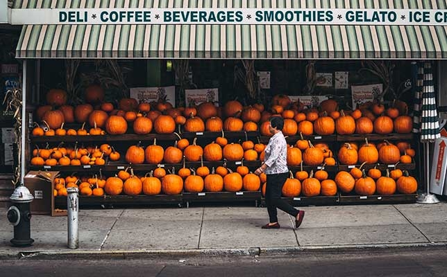 Stores being repurposed for Halloween
