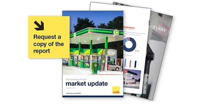 For further insights into the convenience retail market, request a copy of Savills Convenience Retail Market Update: