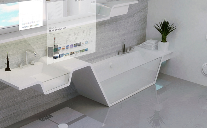 The future of the modest bathroom