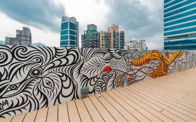 Alana Tsui - The Mercury - Rooftop