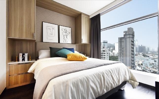 The Mercury - bedroom