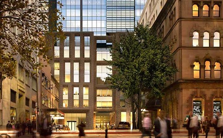 Barrack Place, Sydney