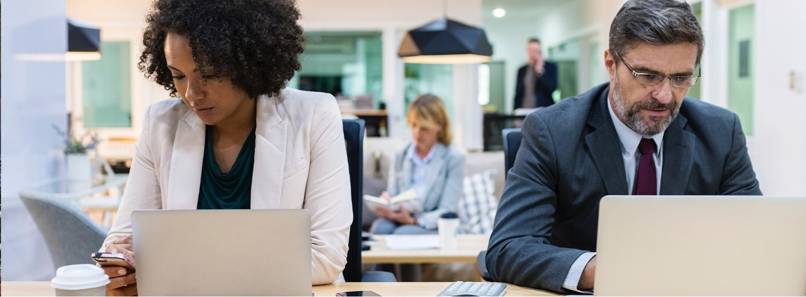 Co-working and flexible office space continue to drive deals