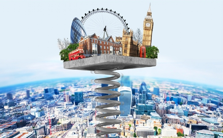 Savills blog - Springtime for the UK property market