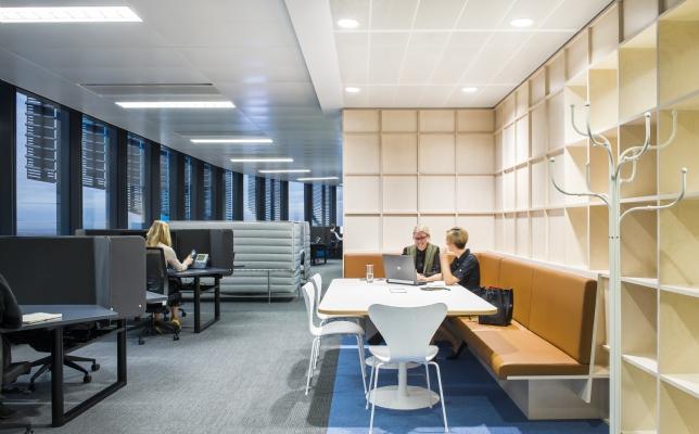 Swiss Re Sydney headquarters