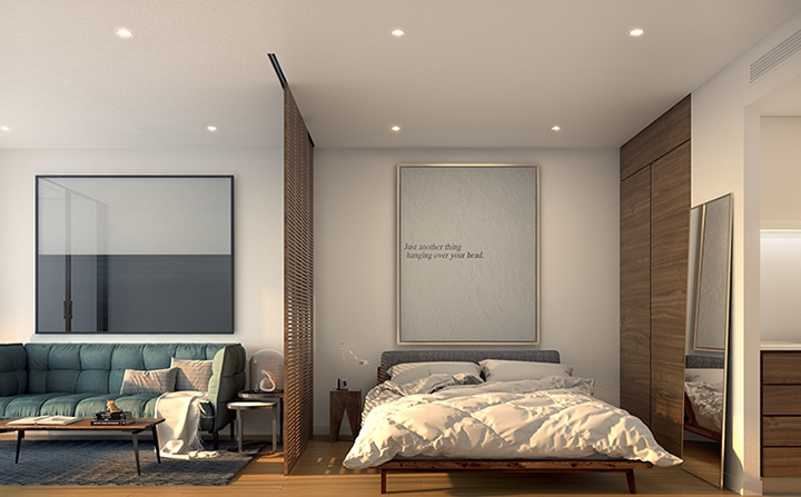 The Lennox: Maximising small spaces